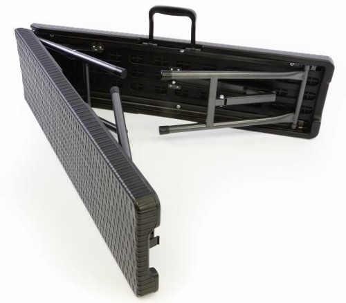Skládací zahradní lavice do kufru automobilu