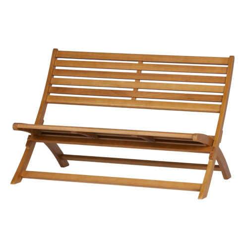 zahradní lavice z kvalitního a odolného dřeva