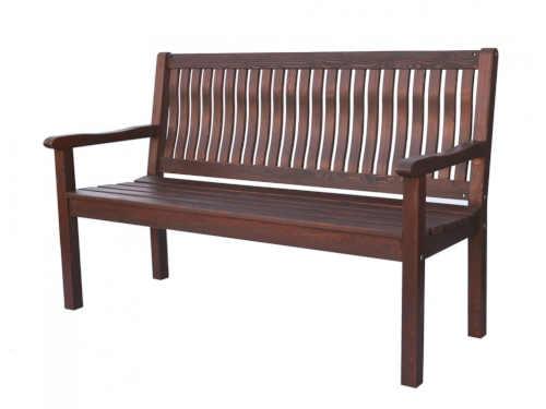 Zahradní lavice z borovicového dřeva