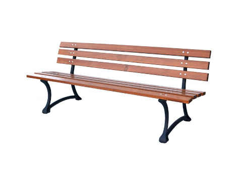 lavice do parků i zahrad