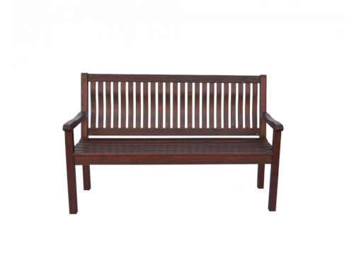 lavice z borovicového dřeva