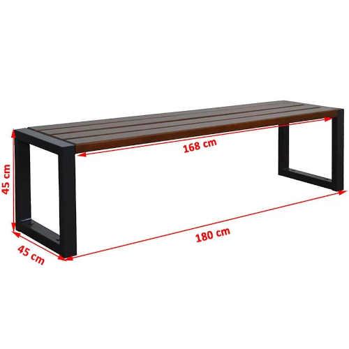 lavice z kvalitního materiálu