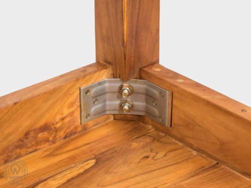 lavice z teaku Giovanni VIII
