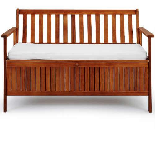 lavička z kvalitního dřeva