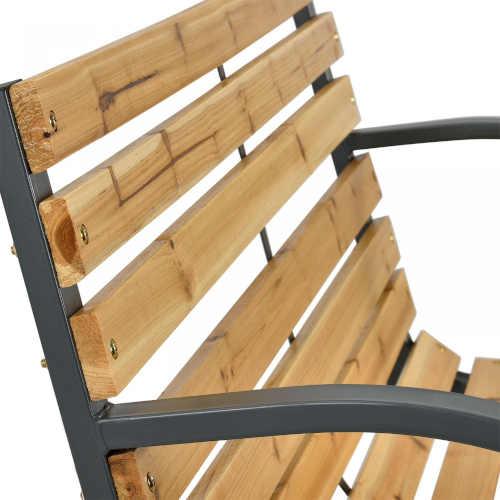 zahradní dřevěná lavička Modena